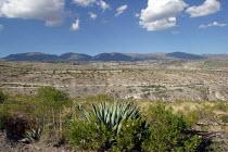 View of the region of Ayacucho, near Toccasquesera, Peru, September 2004 - Boris Heger - 29-08-2004