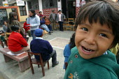 Displaced people from the region of Ayacucho Lima, Peru, September 2004. - Boris Heger - 29-08-2004