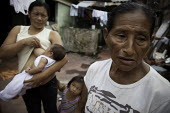 An internally displaced indigenous family in a poor neighbourhood in Villavicencio, Colombia. - Boris Heger - 22-01-2011