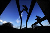 Army Recruits undergoing training Infantry Training Centre at Catterick - Christopher Thomond - 01-11-2005