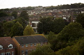 A view of typical housing, Rotherham Centre, South Yorkshire. - Connor Matheson - 2010s,2014,EBF,Economic,Economy,house,houses,housing,town,urban