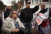 National Front demonstration. Rotherham Centre, South Yorkshire - Connor Matheson - 30-08-2014