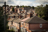 A view of Broom, a middle class asian area. Broom, Rotherham, South Yorkshire. - Connor Matheson - 2010s,2014,asian,child sexual abuse,cities,city,cityscape,cityscapes,house,houses,Housing Estate,local community,outdoors,outside,PEOPLE,scene,scenes,skyline,skylines,Social Issues,soi,street,streets,