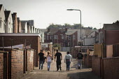 The community of Eastwood. Eastwood, Rotherham, South Yorkshire. - Connor Matheson - ,2010s,2014,adolescence,adolescent,adolescents,child sexual abuse,cities,city,communities,community,EQUALITY,excluded,exclusion,female,females,girl,girls,HARDSHIP,house,houses,Housing Estate,impoveris