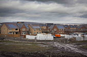 Waverly village. Workers building housing, Waverley, Sheffield. - Connor Matheson - 27-01-2015