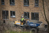 New eco housing being built. Cutlers view, Sheffield, South Yorkshire. - Connor Matheson - 12-03-2015