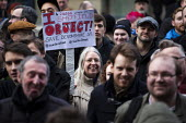 I object! Protest outside Sheffield Town Hall against the demolition of Devonshire Street. The protest was during the council planning commitees vote on whether a row of shops on Devonshire Street, sh... - Connor Matheson - 24-03-2015