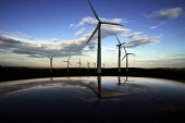 Wind Turbines at Royd Moor in South Yorkshire. - Christopher Thomond - 2000s,2005,alternative,Alternative Energy,b9,country,countryside,E.ON,EBF Economy,ELECTRICAL,electricity,energy,eni environmental issues,farm,farms,generating,generator,generators,outdoors,outside,pow