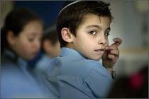 King David Jewish Junior School in Cheetham Hill, Manchester. - Christopher Thomond - 09-12-2004