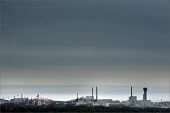 Sellafield Nuclear power station and Thorp nuclear reprocessing plant in West Cumbria. - Christopher Thomond - 2000s,2009,atomic,capitalism,capitalist,cloud,clouds,EBF,Economic,Economy,ELECTRICAL,electricity,energy,eni environmental issues,hazard,hazardous,hazards,Industries,industry,infrastructure,maker,maker