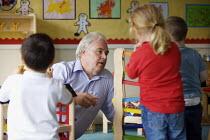 Headteacher at Greenside Primary School and Children's Centre in Droylsden. - Christopher Thomond - 17-07-2009