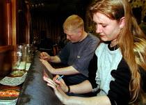 Bingo at Dial House Social Club, Sheffield - David Bocking - 01-04-2001