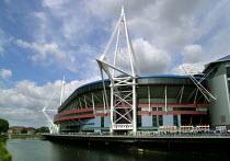 The Millennium Stadium, Cardiff - David Bocking - 29-05-2005