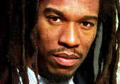 Poet Benjamin Zephaniah who has declined his OBE in a protest against colonialism. - David Bocking - 08-11-1998