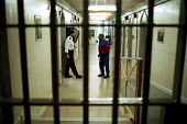 A day in the life of the inmates and staff of Kingston prison, Portsmouth. A prison officer talks to an inmate who is serving life for murder in the 'E-wing' for elderly prisoners. This is a unique wi... - David Mansell - 16-01-2001