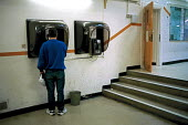 A day in the life of the inmates and staff of Kingston prison, Portsmouth. A prisoner who is serving life for murder makes a telephone call tothe outside world. - David Mansell - 16-01-2001