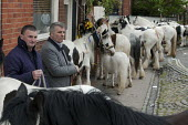Annual Horse Fair, Wickham, Hampshire, Tom Dooly and John Jeffries - David Mansell - 21-05-2012