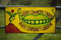 Borth Community Gardens, Ceredigion, Wales - David Mansell - 09-09-2012