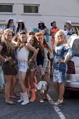 Appleby Horse Fair, Cumbria, the most important place to be seen if you are young. Gypsy and the Travelling community have strict moral codes for their young people and visiting the Fair is the one oc... - David Mansell - 07-06-2015