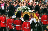 Mourners at Diana Princess of Wales Funeral, London - Duncan Phillips - 06-09-1997