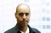 Saif al-islam Gaddafi - Duncan Phillips - 20-04-2002