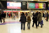 Commuters at Birmingham New Street Station - Duncan Phillips - 02-11-2004