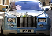 Rolls-Royce Phantom (BMW) with personalised number plate Employ. It is owned by Pertemps boss Tim Watts who is chauffer driven. Pertemps People Development Group is an employment agency and a provider... - Duncan Phillips - 22-10-2008