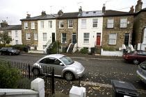 Terraced Street , Barnet, London - Duncan Phillips - 15-10-2008