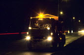 Gritting lorry , Harrow, London - Duncan Phillips - 2000s,2007,authority,cities,city,council,Council Services,Council Services,depot,DEPOTS,driver,drivers,driving,early morning,EBF,Economic,Economy,employee,employees,Employment,grit,grit.gritting,gritt