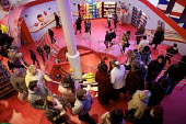 Shoppers at the M&M store london - Duncan Phillips - 04-02-2012