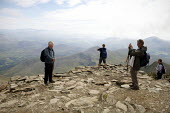 Summit of Mount Snowdon, North Wales - Duncan Phillips - 2010s,2011,activities,Amateur Photographer,country,countryside,hiker,hikers,hiking,holiday,holiday maker,holiday makers,holidaymaker,holidaymakers,holidays,landscape,LANDSCAPES,Leisure,LFL,LIFE,maker,