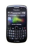 Blackberry mobile phone with BBM messenger service. - Duncan Phillips - 10-08-2011