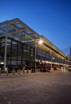 St Pancras international Station, London. - Duncan Phillips - 06-11-2007