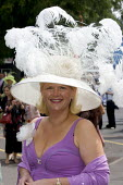Ladies Day at Royal Ascot races - Duncan Phillips - 22-06-2006
