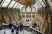 Natural History Museum, London - Duncan Phillips - 2000s,2007,ACE,ace culture,architecture,Building,buildings,cities,city,culture,edu education,education,environment,families,Family,History,holiday,holiday maker,holiday makers,holidaymaker,holidaymake