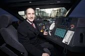 Lord Andrew Adonis, New Javelin Train launch, St Pancras Station, London - Duncan Phillips - 12-12-2008