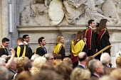 University Graduation ceremony, Guildhall, London. - Duncan Phillips - 17-03-2011