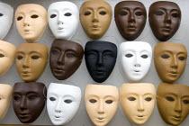 multicultural masks - Duncan Phillips - 17-11-2005