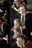 University Graduation at Guildhall, in London. - Duncan Phillips - 18-05-2010