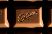 Bar of Cadburys Fruit and Nut milk Chocolate - Duncan Phillips - 2010,2010s,bar,BARS,Cadbury,chocolate,confectionery,EBF,Economic,Economy,food,FOODS,sweet,sweets