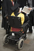 University Graduation, Guildhall, London. - Duncan Phillips - mortarboard,2010,2010s,academic,ACADEMICS,access,achievement,alumni,bound,ceremonies,ceremony,cities,city,degree,degrees,disabilities,disability,disable,disabled,disablement,edu,educate,educating,educ