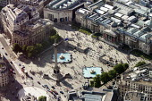 Aerial View of London - Trafalger Square, London - Duncan Phillips - 2010s,2013,aerial,building,buildings,cities,city,cityscape,cityscapes,EBF,Economic,Economy,gallery,london,national,outdoors,outside,scene,scenes,skyline,skylines,square,street,streets,Trafalger,urban,