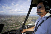 Aerial View of London - Helicoptor Pilot. - Duncan Phillips - 26-07-2013