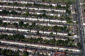 Aerial View of London - Housing south east London - Duncan Phillips - 2010s,2013,aerial,building,buildings,cities,city,cityscape,cityscapes,EBF,Economic,Economy,house,houses,Housing,Housing Estate,london,outdoors,outside,scene,scenes,skyline,skylines,street,streets,tham