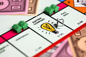 Monopoly board and pieces. - Duncan Phillips - 28-11-2006