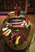 Sex Aids on display at an Ann Summers shop London - Duncan Phillips - 15-01-2003