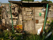 Allotment Shed - Duncan Phillips - 18-06-2005
