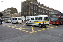 Emergency services responding to terrorist attacks London. - Duncan Phillips - 07-07-2005