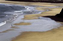Deserted Beach Cornwall - Duncan Phillips - 09-01-2006