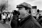 Anger and bitterness at a scab during the two and a half year long dock dispute during which 400 dockers were sacked for refusing to cross a picket line, during which time the strike remained unoffici... - David Sinclair - 12-01-1997